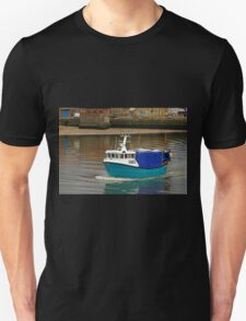 The Olivia Rose In Whitby Lower Harbour T-Shirt