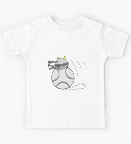 XTRMN-8 (Outlined Version) Kids Tee