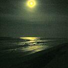 Moon Over The Ocean by Nightmaiden