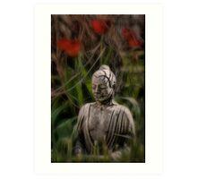 Springtime in Buddhaland Art Print