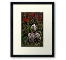 Springtime in Buddhaland Framed Print