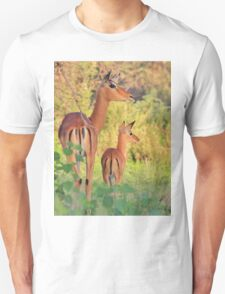 Impala - African Wildlife - Adorable New Life T-Shirt