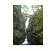 Aira Force Waterfall Art Print