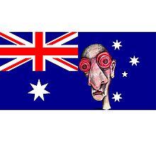 Insomniac Goes to Australia Photographic Print