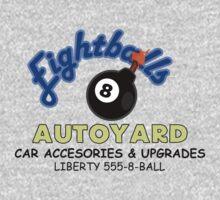 Eightball's Autoyard by GilbertValenz