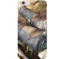 Twin Cannons iPhone Case/Skin