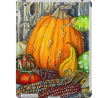 Autumn Still Life iPad Case/Skin