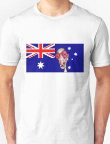 Insomniac Goes to Australia Unisex T-Shirt