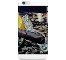 Cigar Resolution iPhone Case/Skin