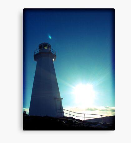 Cape Spear Lighthouse Canvas Print