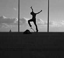 Skate skate. by Laura Cutmore