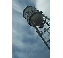 Berkeley Water Tower Photographic Print