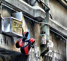 It's always about the shoes... by Paul Louis Villani