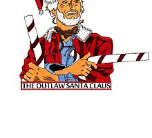 The Outlaw Santa Claus by apaulcalypse