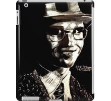 After Gotham: The Riddler iPad Case/Skin