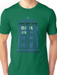 TARDIS Quote: The 11th Doctor Unisex T-Shirt