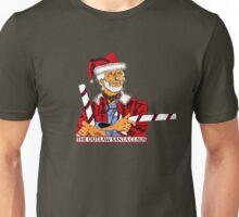 The Outlaw Santa Claus Unisex T-Shirt