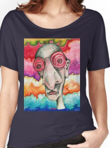 Grateful Insomniac Women's Relaxed Fit T-Shirt