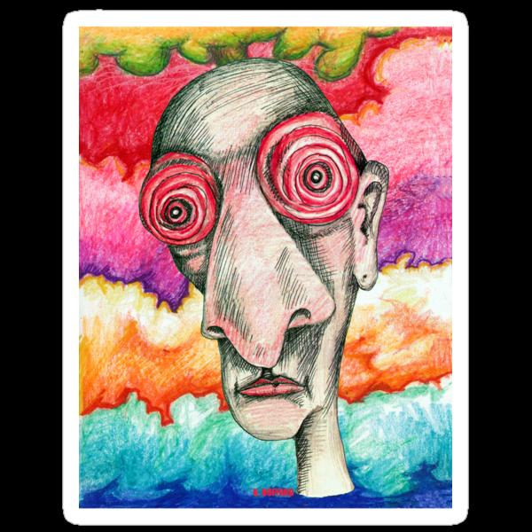 Grateful Insomniac by Hoffard
