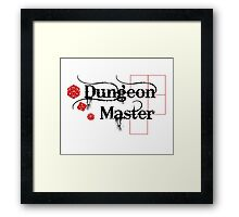 Dungeon Master 2 Framed Print