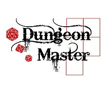 Dungeon Master 2 Photographic Print
