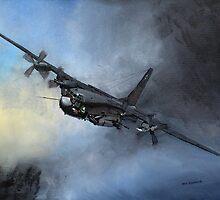 Spectre AC 130 U by Eric Houghland