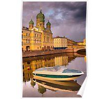 Church of the Holy Isidorovskaya  Poster