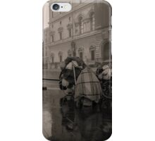 Down but not out iPhone Case/Skin