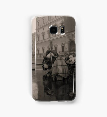 Down but not out Samsung Galaxy Case/Skin