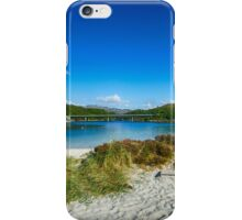Morar Beach iPhone Case/Skin