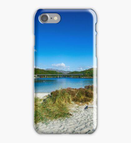 Morar Beach iPhone Case/Skin