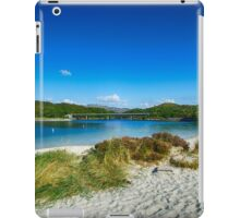Morar Beach iPad Case/Skin
