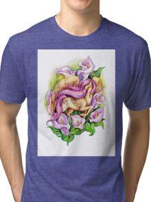 My Little Pony Fluttershy Tri-blend T-Shirt