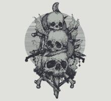 3 Skulls by viSion Design
