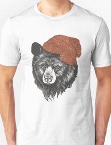 zissou the bear Unisex T-Shirt
