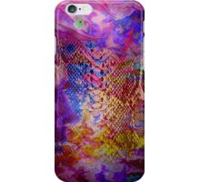 The snake changes skin, not nature. iPhone Case/Skin