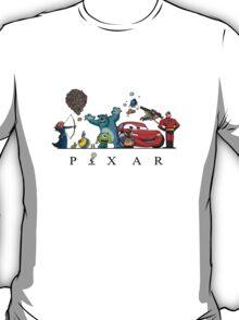 I Love Pixar T-Shirt