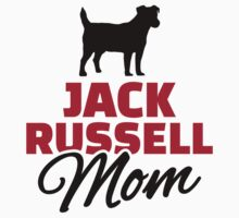 Jack Russel Mom Kids Clothes