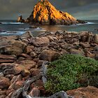 Sugarloaf Rock #2 by Andrew Davoll