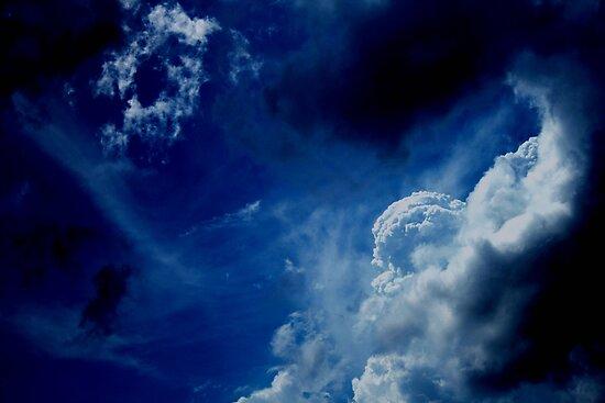 HEAVENLY CLOUDS II by RockyWalley