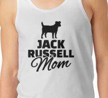 Jack Russell Mom Tank Top