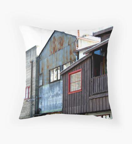 Beautiful Decay - Fine Art Photograph Throw Pillow