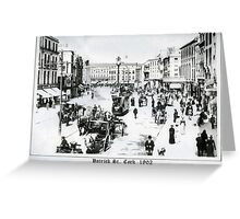 CORK 1902 Greeting Card