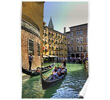 Things to do in Venice Poster