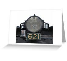 621 Steamranger - Mount Barker Greeting Card