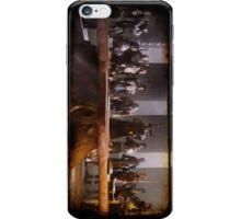 War Table iPhone Case/Skin