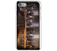 War Table iPhone Case/Skin
