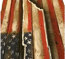 Tennessee Patriotic - State Pallets by Statepallets