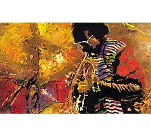 Jazz Miles Davis 2 Photographic Print