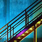 Staircase to the Blues by Amanda McLennan